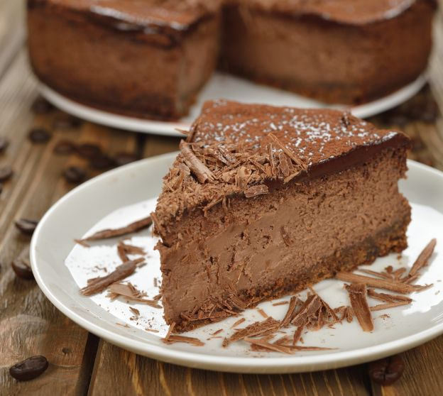 Cheesecake au Nutella