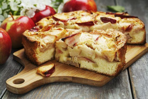 10 sobremesas para colocar a maçã em destaque - Bolo de maçãs