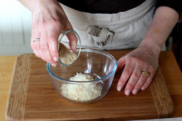 Preparar o queijo
