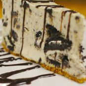 Cheesecake de OREO e NUTELLA