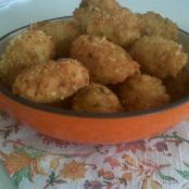 Bolinho de Arroz do blog O Avental