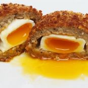 Scotch Egg ou Ovo escocês