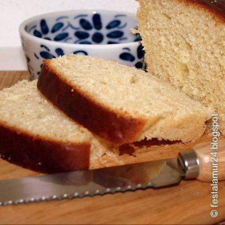 Pão Caseiro Rápido E Fácil