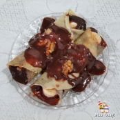 Panqueca de chocolate