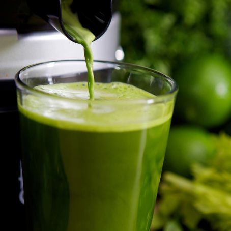 suc verde detox